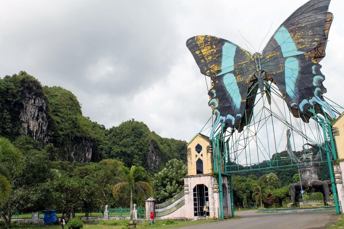 Bantimurung National Park Tourist Attraction