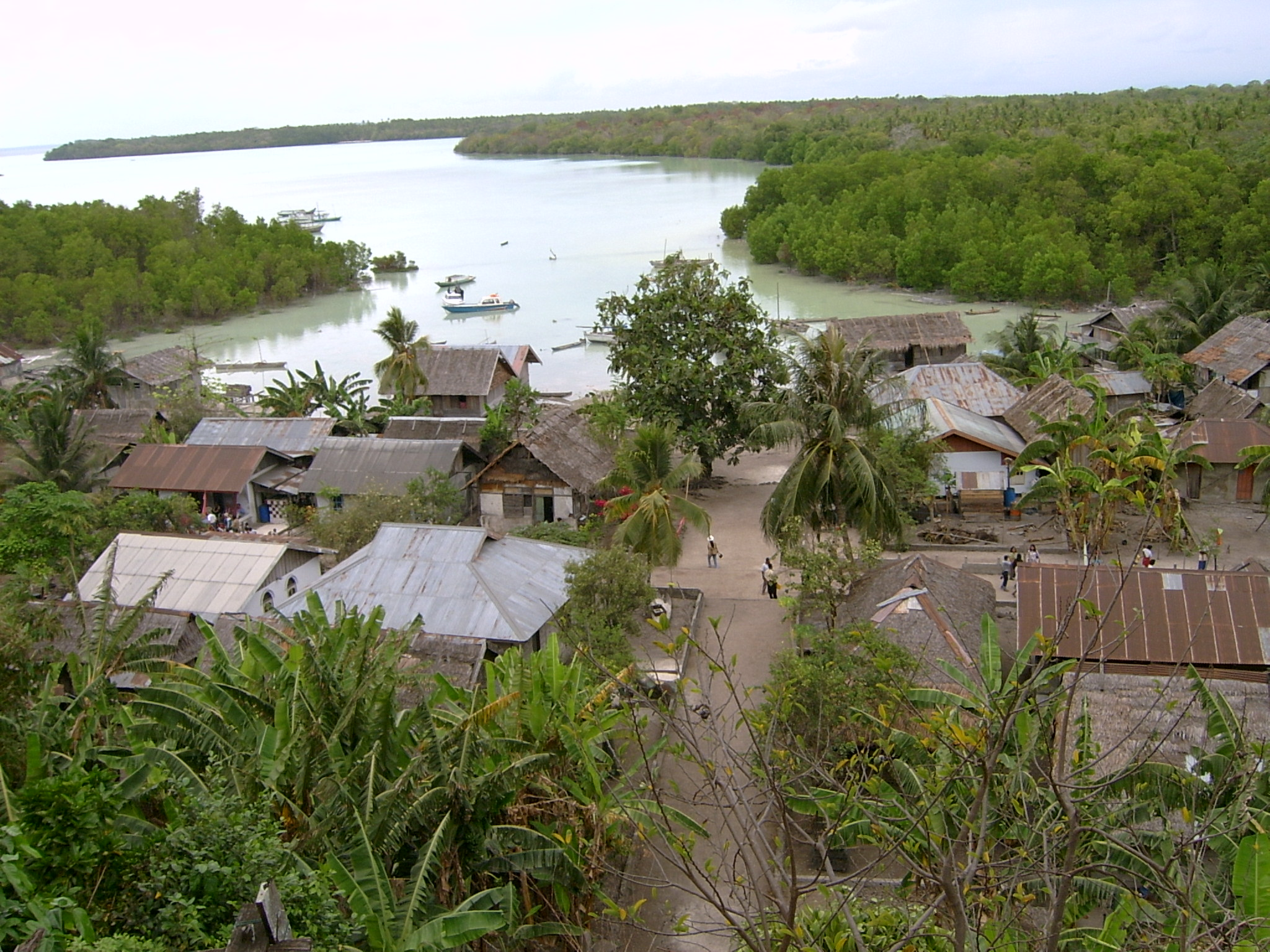 tanimbar culture village in kei islands