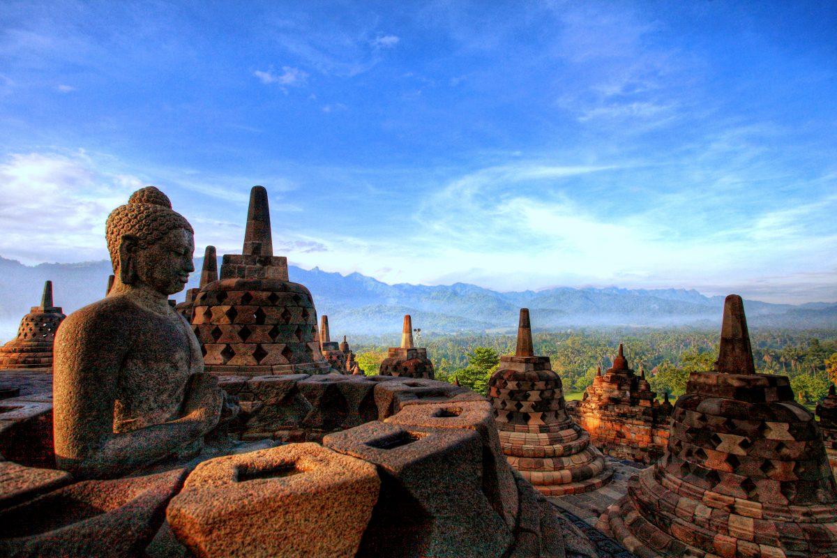 Important Information About Borobudur Temple
