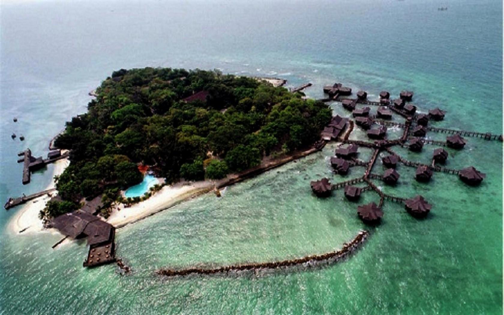 kepulauan seribu honeymoon spots