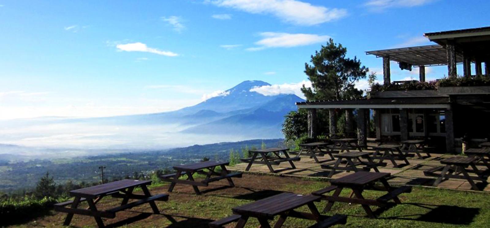 resorts in umbul sidomukti for honeymooners