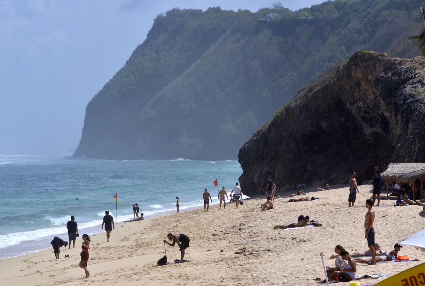 bali is most visited by australian
