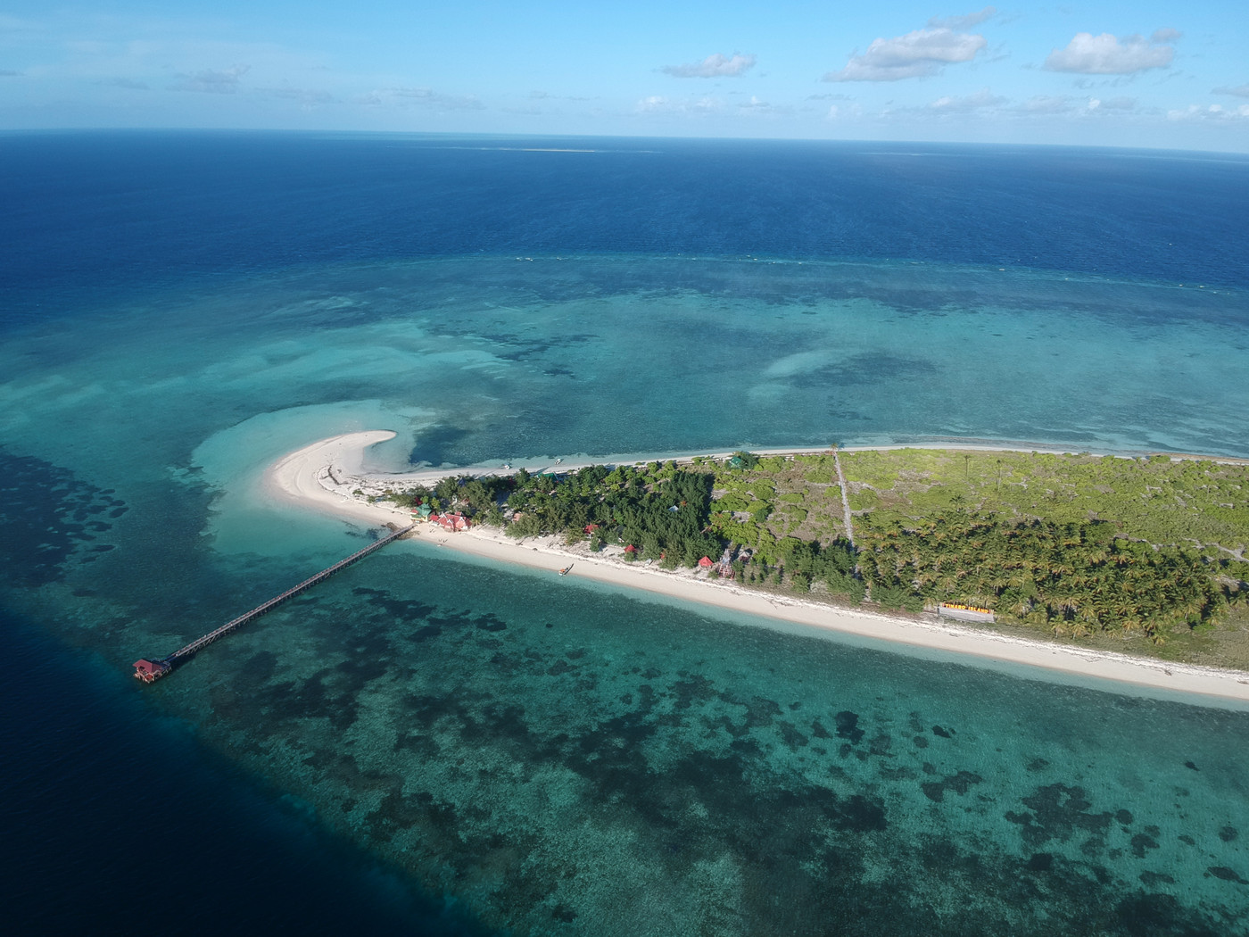 takabonerate national park in selayar island