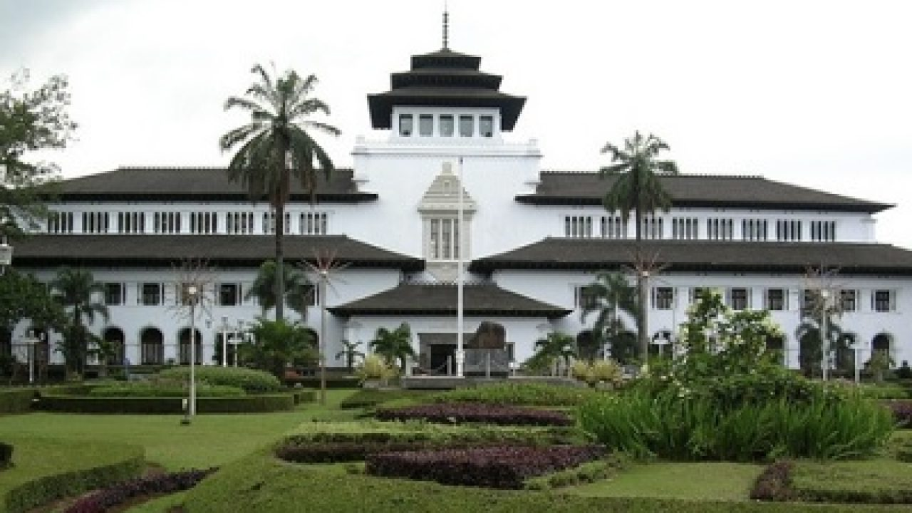 the most famous landmarks in Indonesia